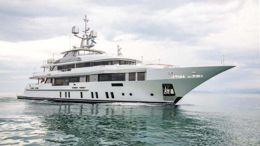 Elaldrea yacht