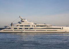 Benetti launches giga yacht FB 277