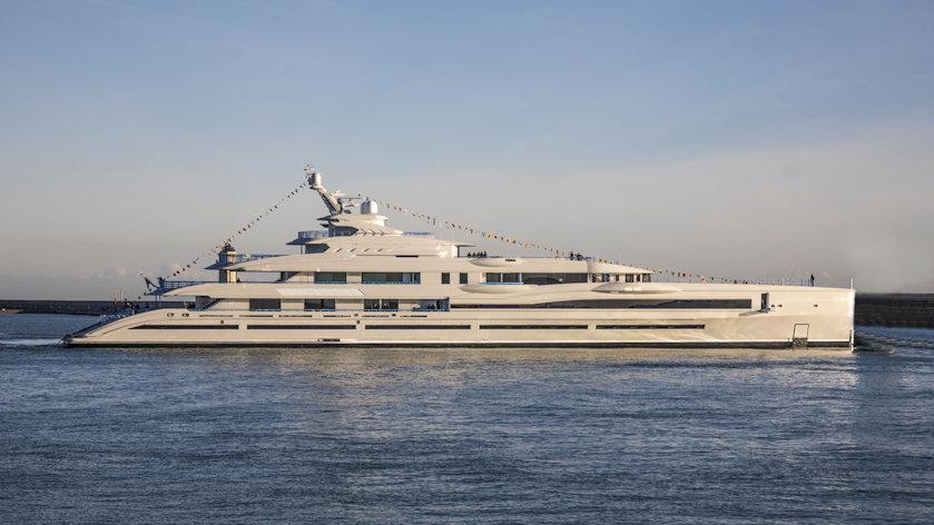 giga yacht FB 277