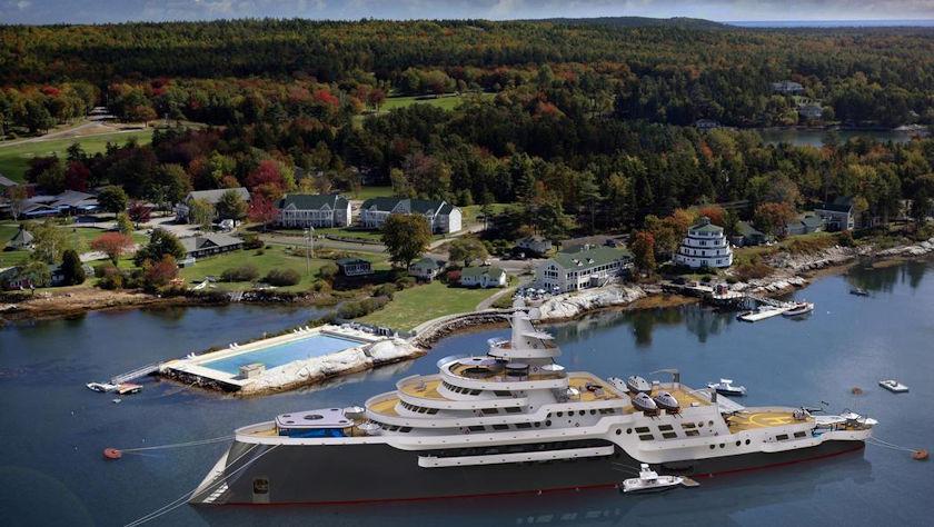 goliath series yacht