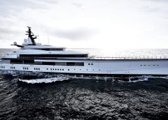 Oceanco Delivers New 357ft Superyacht to Dallas Cowboys' owner, Jerry Jones