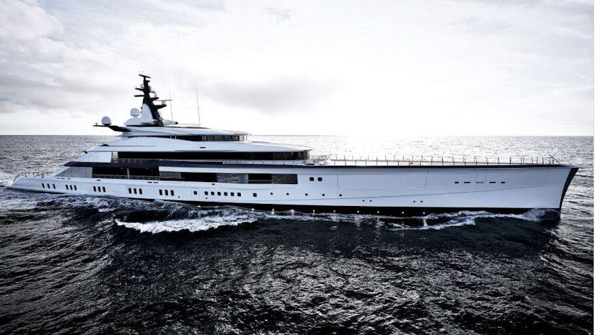 superyacht Bravo