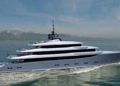 CRN Reveals 'She' – A New 70m/229ft Custom Superyacht Project