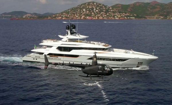 Baglietto to Debut New Superyacht Silver Fox at Miami Yacht Show