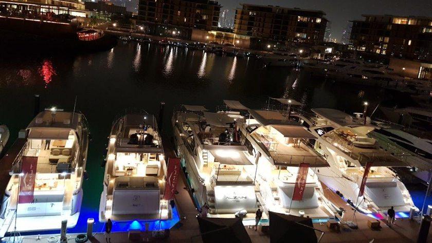 Azimut Yachts Dubai