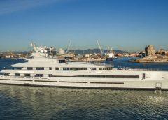 Benetti Launches Giga Yacht FB272