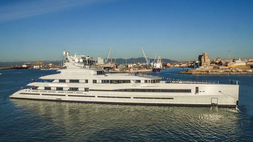 giga yacht FB277