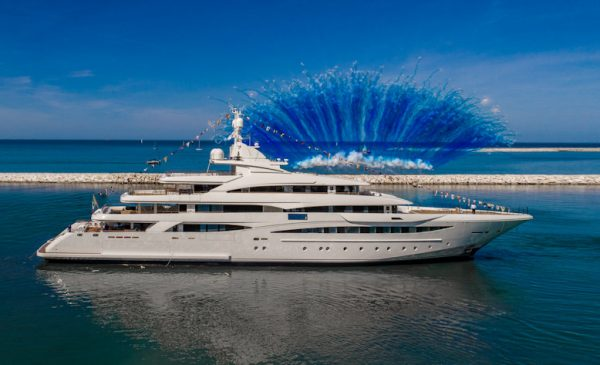 CRN Yacht Launches New 79m/259ft Superyacht