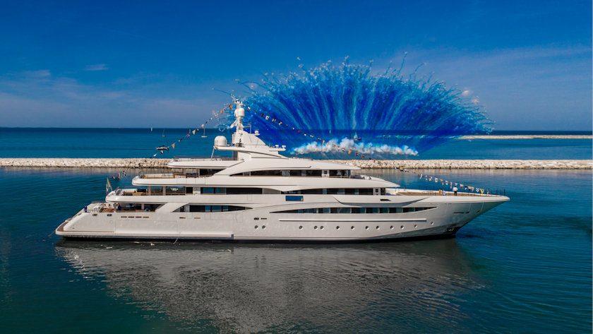 CRN yacht MY135