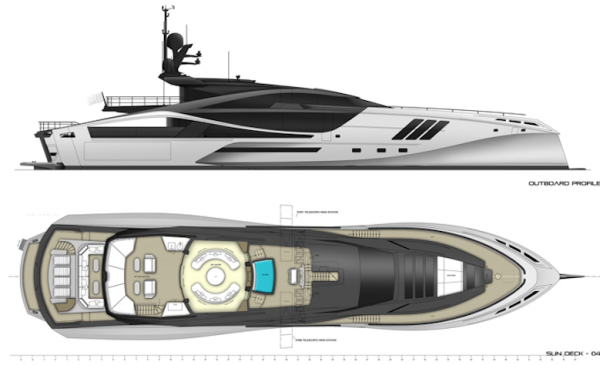 Own One of the Most Astonishing Superyachts Ever to be Built