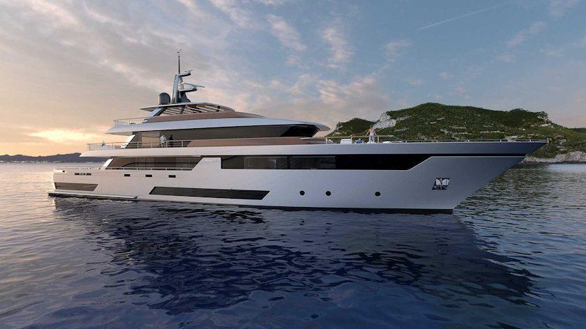 Riva 50m superyacht