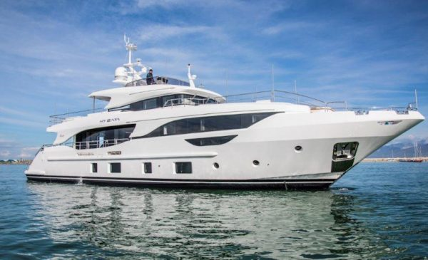 Benetti Delivers 4th Mediterraneo 116 and 5th Delfino 95 Yachts