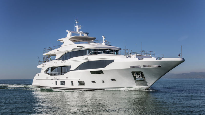 Benetti Mediterraneo 116 MY Good Day