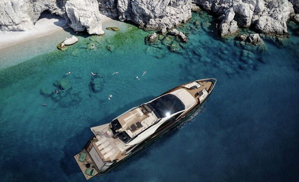 Azimut Unveils Grande S10, the New S Collection Flagship