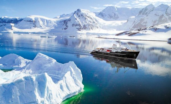 EYOS Expeditions Offers Single Cabin Superyacht Charters to Antarctica