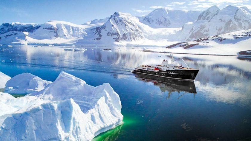 Pelorus Antarctica