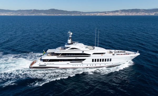 Heesen Yachts' 180ft VIDA Superyacht to Debut at Monaco Yacht Show 2019