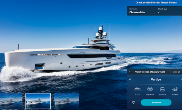 YOTHA Launches as New Luxury Yacht Charter App