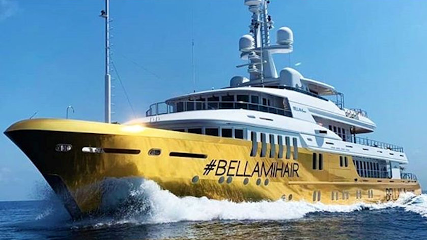 Bellami yacht