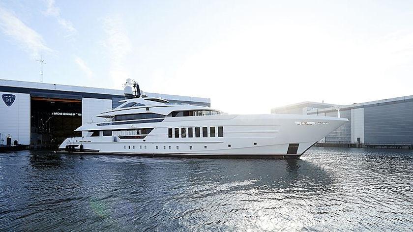 Heesen Vida Yacht