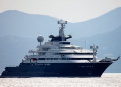 Own Paul Allen's 414ft Explorer Yacht, Octopus for $325M