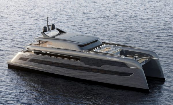 Sunreef Yachts to Build 49m/160ft Catamaran Superyacht