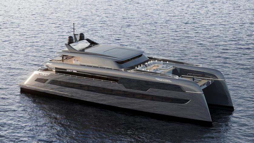 Sunreef 49m catamaran