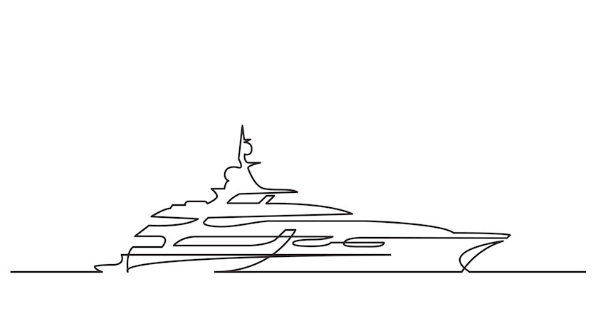superyachts of the future