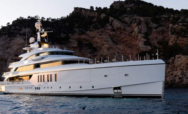 Video: Benetti's New 63m/206ft Superyacht 'Metis'