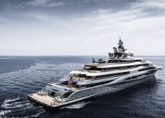 Top 101 Largest Superyachts in the World Revealed