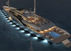 Dixon Yacht Designs 'Game Changer' 70m/230ft Project NewDawn