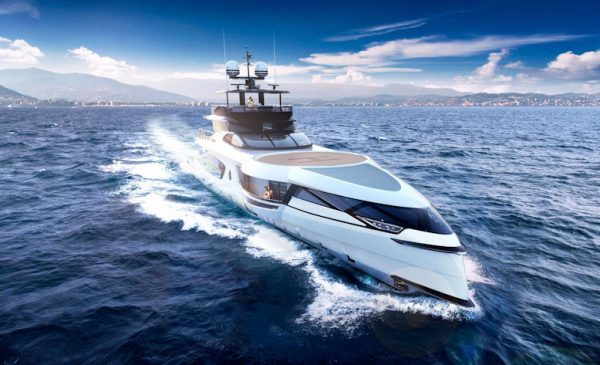 Dynamiq Reinvents 50-Meter Yacht Class with NewGTT 160