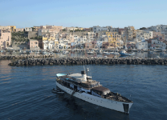 Filmmaker Roland Emmerich's Maid Marian 2 Yacht Available for Charter this Summer