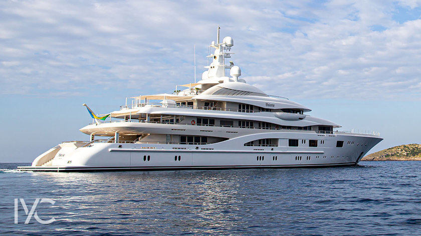 Valerie yacht